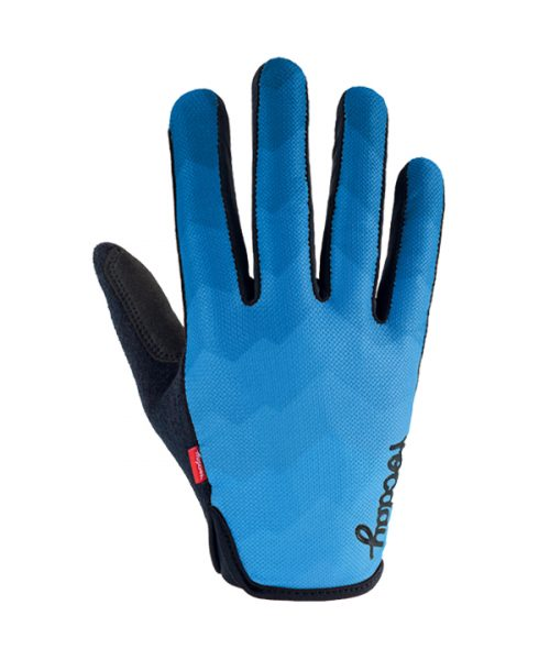 Flow gloves blue