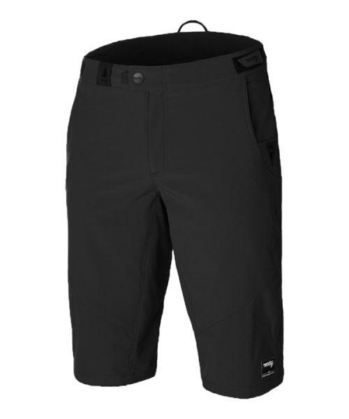 ROC Lite mountain bike shorts BLK F