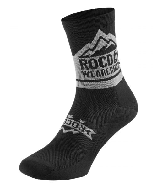 Rocday trail mtb socks black